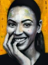Beyoncé © André Monet, www.lumas.com