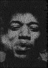 Jimi Hendrix © Ralph Ueltzhoeffer, www.lumas.com
